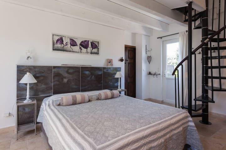 Gîte de charme en Provence - mazan - Bed & Breakfast