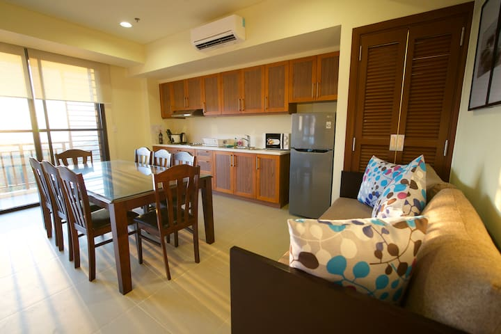 *PROMO* 2 BR/2 BA - Big, Sea View WiFi/Netflix  C5