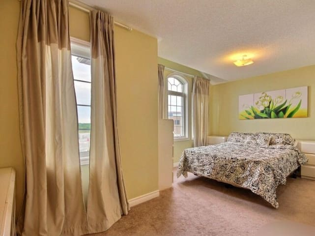 Two Spacious Bedrooms!