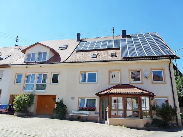 Apartment Pauline for 5 persons in Hüfingen