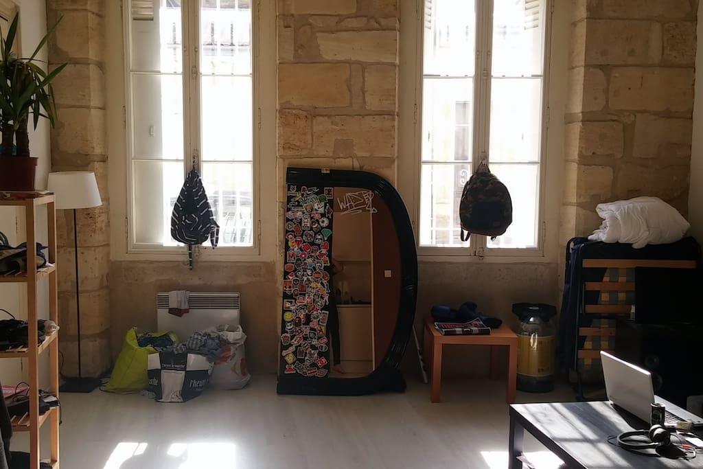 Charmant Bordeaux Schlafzimmer ~ Charmant studio au cœur de bordeaux appartements à louer