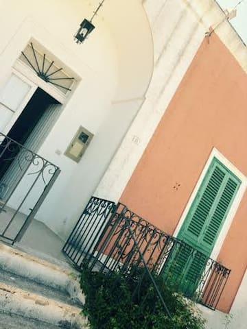 La Casina dei Colori - Fasano - House