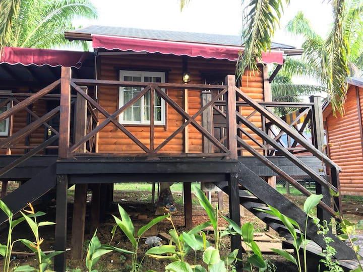 完美森态度假村(Perfect Forest Eco-resort)联排独立木屋(含双人早餐)