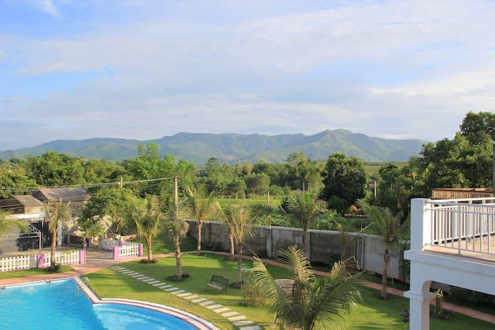 Remote  villa in the countryside - hoa binh  - Villa