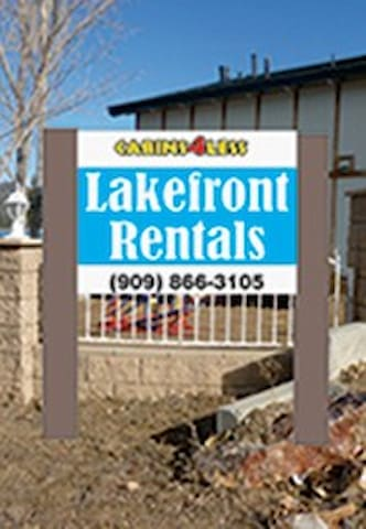 55-Lakefront 4 Less-No Fee rentals, strictly for 2
