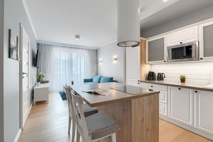 Luxury Duplex Apartment - Maisonette for 6 guests