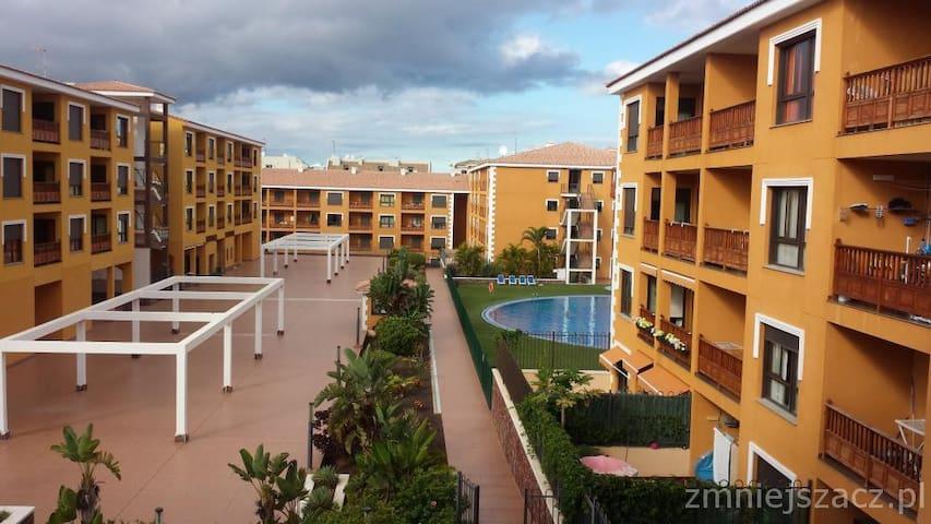 Teneryfa-Wakacje - Palm-Mar - Apartament
