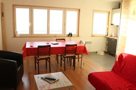 Nice Apartment with a beautiful view on the sea. - Bray-Dunes - 公寓