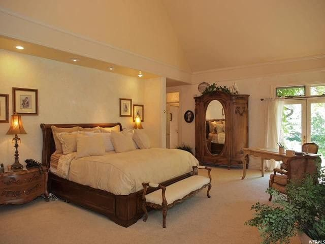 Little Cottonwood Creekside Inn - Master Suite