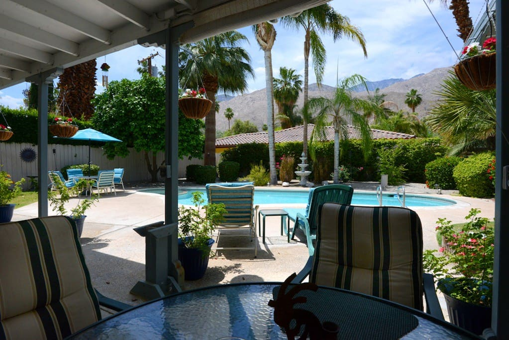 Chabad is walking distance from this Vacation Rental Home -  South Palm Springs