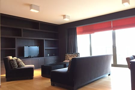 Luxurious apt & parking - Brussels city center - Bruxelles