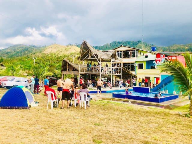 Cacao Farm Hostel