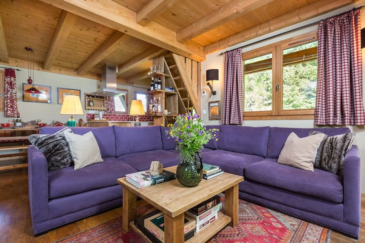 Chalet Lampisterie, nr Argentiere, Chamonix Skiing
