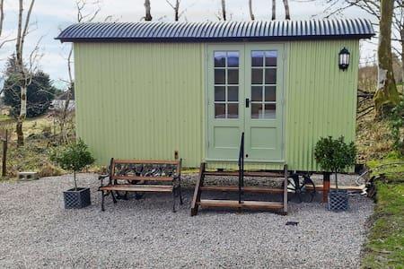 Shepherd's Hut at Craig Innes (UK30722)