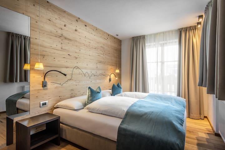 Dolomiti Family Lodge Sassongher - La Villa - Apartmen