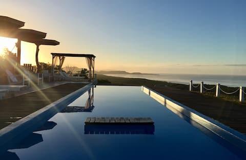 La Colina Pura Vista -Luxury cabin- Les Glénans