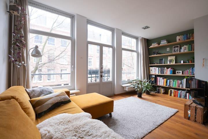 Lovely apartment near Jordaan