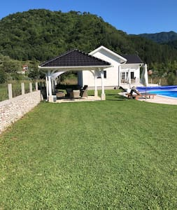 Ladjanica Valley-Beautiful Villa with pool,Konjic