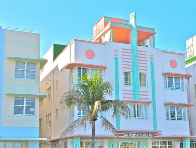 Modern Art Deco in South Beach