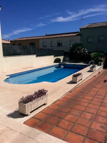 Holidayhouse with private pool! - Torroella de Montgrí - Xalet