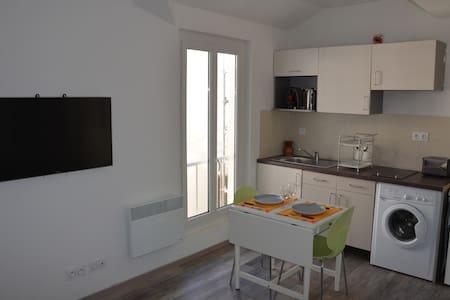 T2  lumineux et calme AVIGNON centre historique - 阿维尼翁 - 公寓