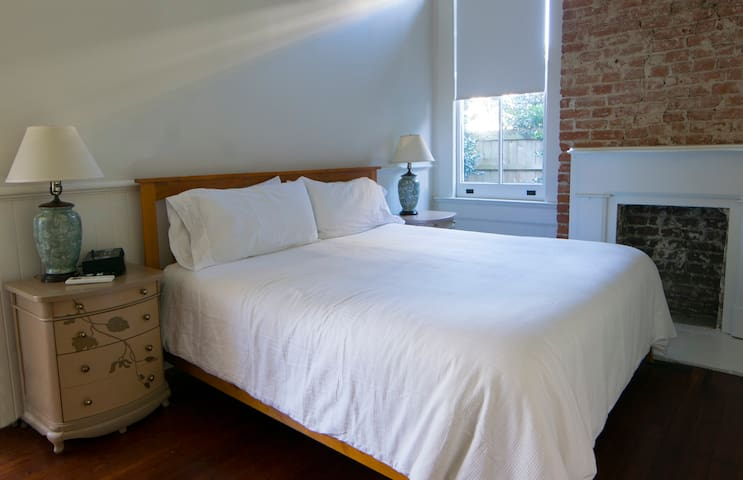 Garden District Boutique Inn - Tchoupitoulas Room - Nueva Orleans - Bed & Breakfast