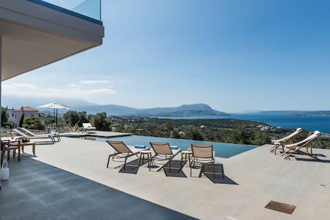NiMaR Villas, Brand-New, stylish,stunning views
