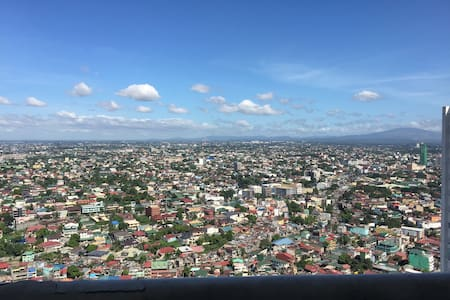 40F GRASS CONDO SM North MRT  WiFi   Awesome view! - Quezon City