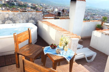 Spa Tub King Room Villa Dreams II - Selçuk - Bed & Breakfast