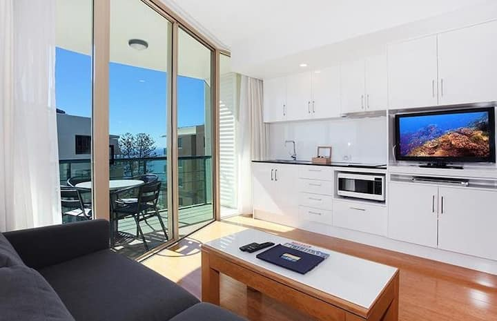 Top Floor Mooloolaba Apartment