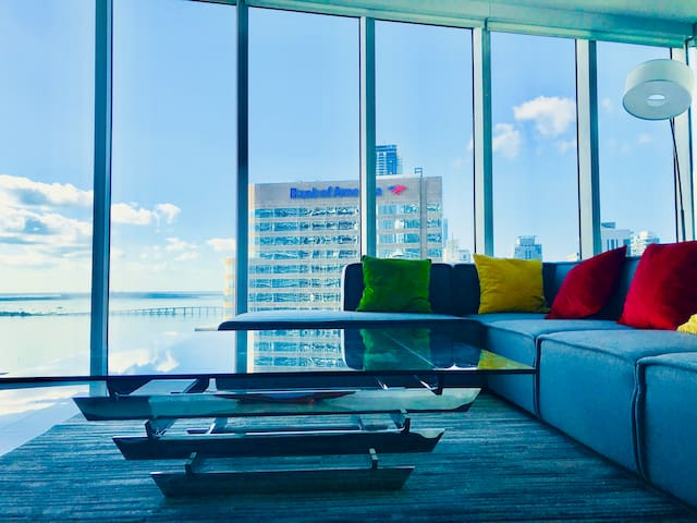 Amazing apartment in Miami Brickell