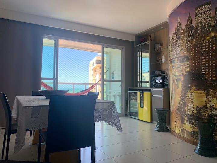 Apartamento espetacular-3 quartos Praia do Morro
