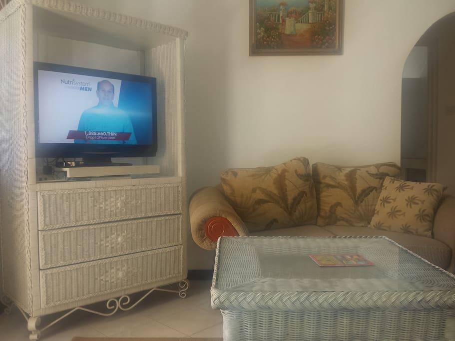 Living room apt.2