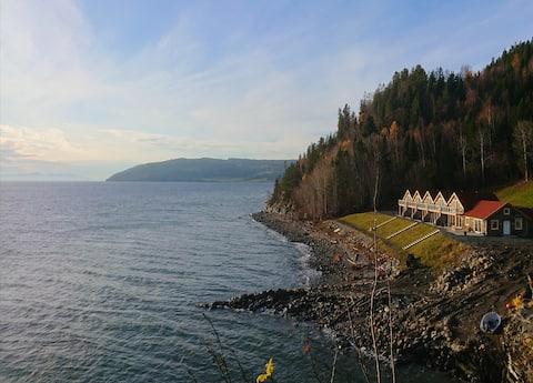 Hjellup Fjordbo, hus 1 - rom for gode opplevelser