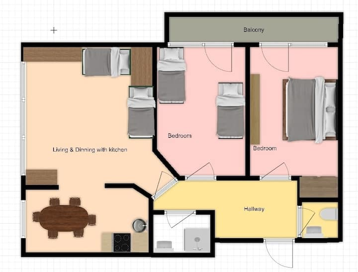 Apartment Lozenets