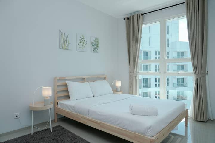 Beautiful 1BR at CitraLake Suites Apartment