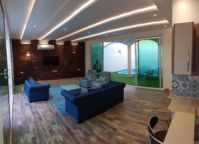 Living Room – غرفة المعيشة