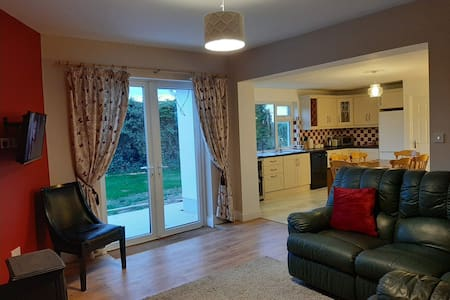 Family Home,  15 mins from Youghal Beach