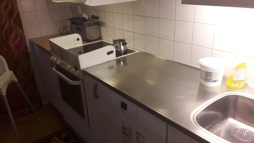 Fin lägenhet med 3 room - Växjö