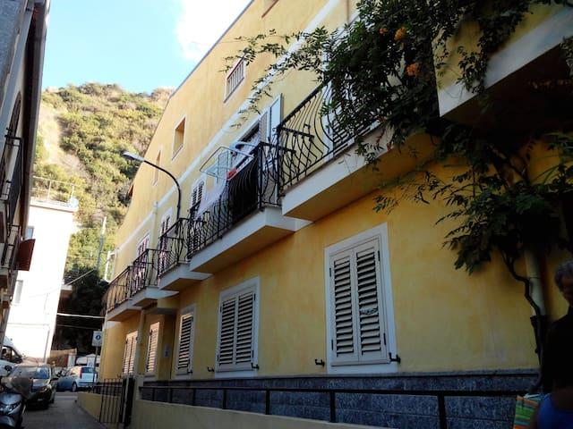 Appartamento Scilla a due passi dal - Scilla - Leilighet
