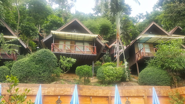 Treehouse Family Bungalow on Phi Phi!