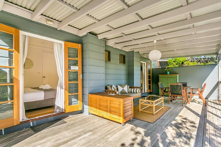 Kookaburra Beach Cottage on Tallow - sleeps 4 - サフォークパーク - 別荘