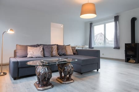 Bungalow en pleine nature - Aalst - Appartement
