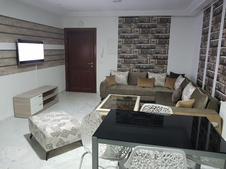 Appartement S+1 Luxueux au Berges du Lac 2 B71