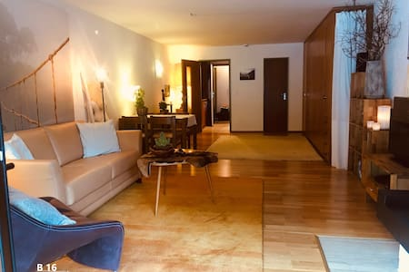 Bergün-Studio Appartement B16