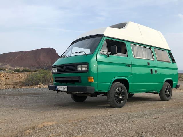 Camper Canary T3 Fuerteventura JOKER