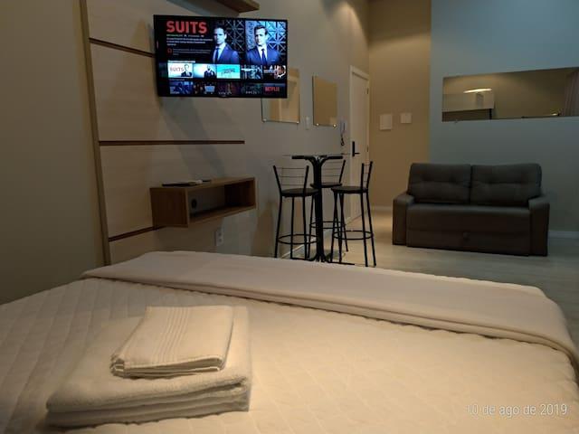 Apartamento LOFT 302 Alto Padrão Centro Montenegro