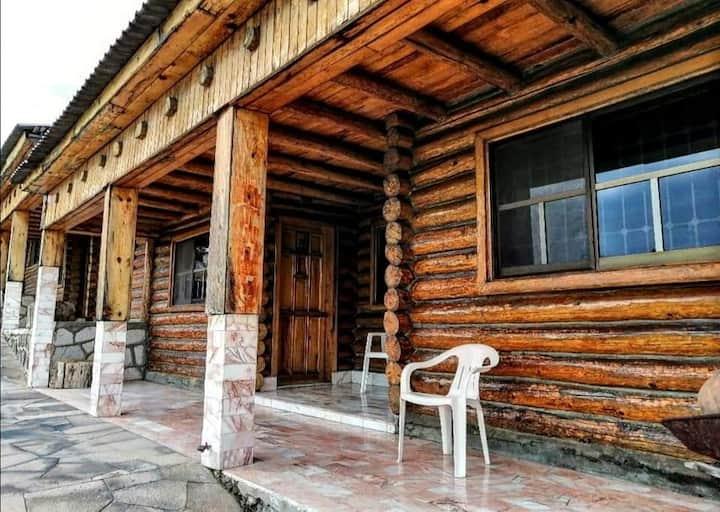 Hotel Nuevo barrancas del Cobre, hermosas cabañas