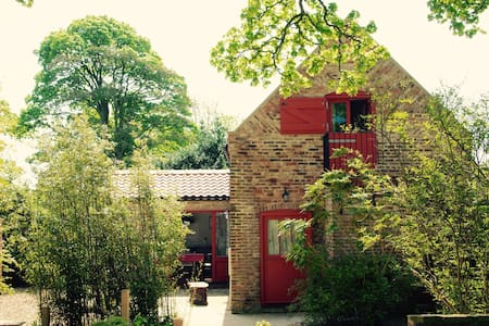 Charming and cosy barn conversion - East Riding of Yorkshire