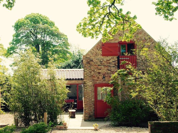 Beautiful and stylish barn conversion near York